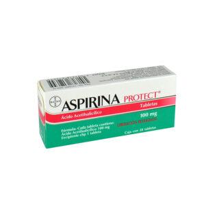 ASPIRINA PROTECT 100MG CPR C28