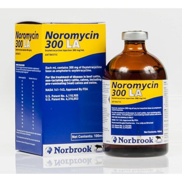 Noromycin 300 LA – 500ml