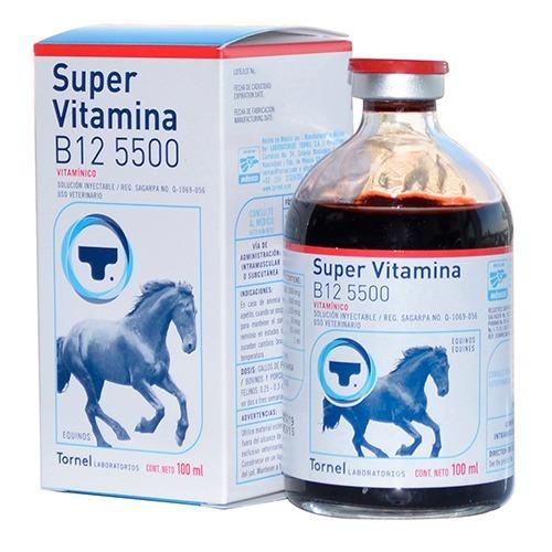 Super vitamina b12 5500 100ml