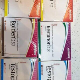 Boldenone-Testosterone Propionate