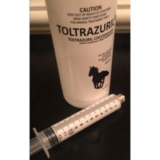 Toltrazuril 2.5% – 200mL