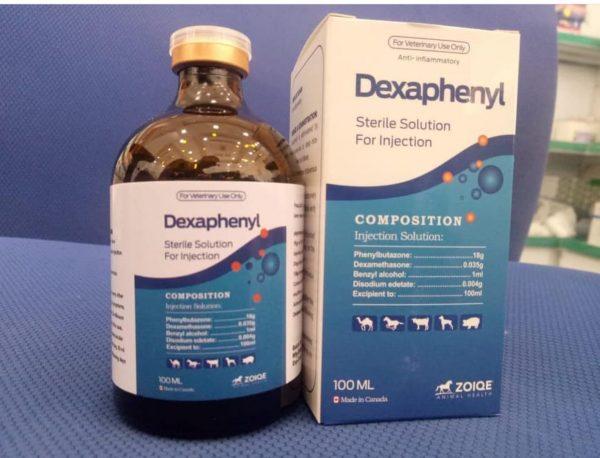 dexaphenyl 100ml